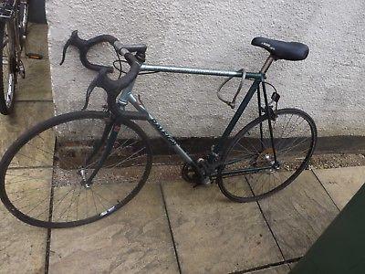 Raleigh Pro Race Road Bike Racer Vintage Cycle Spares Or Repair Second Hand Road Bikes